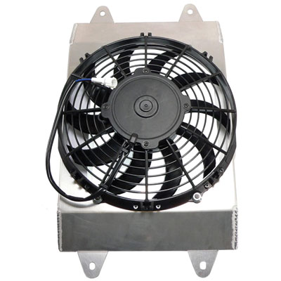 2008-2009 Rhino 700 Cooling Fan Motor