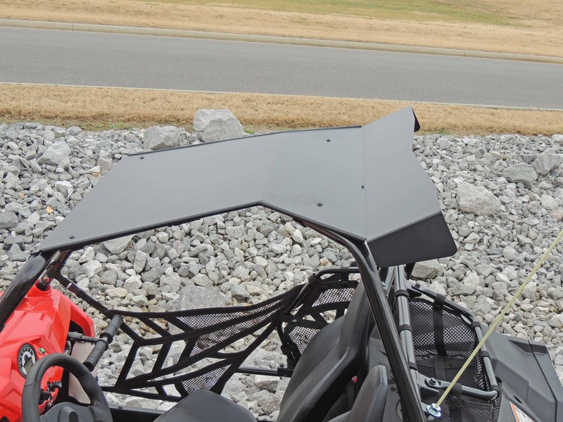 Polaris RZR 170 Aluminum top