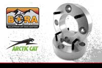 "Arctic Cat 1.00"" Prowler Wildcat Wheel Spacers"