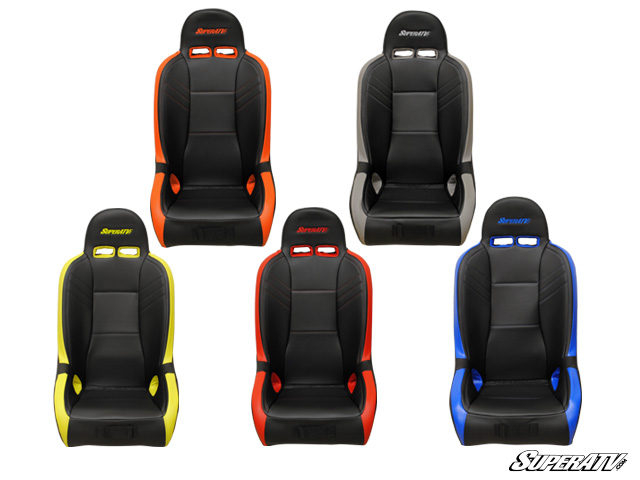 Polaris RZR S 1000 Seats & Harnesses