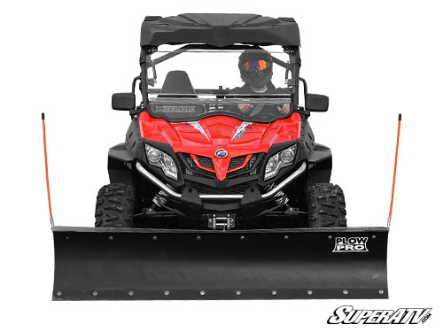 CFMoto Uforce & Zforce Snow Plows