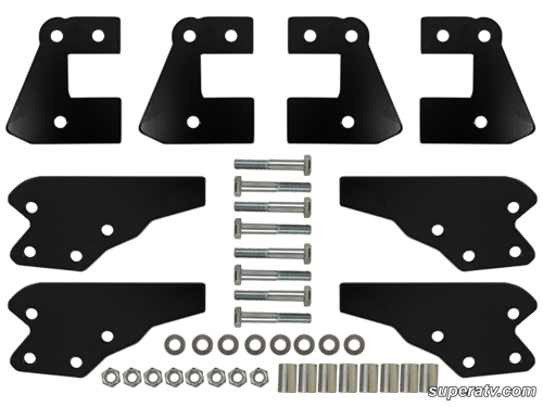 Polaris Ranger XP 1000 Lift Kits