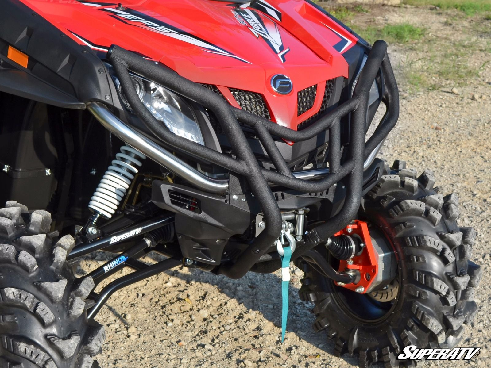 Cfmoto Zforce 500 Amp 800 Front Brush Guard Fb Cf Zf800ex