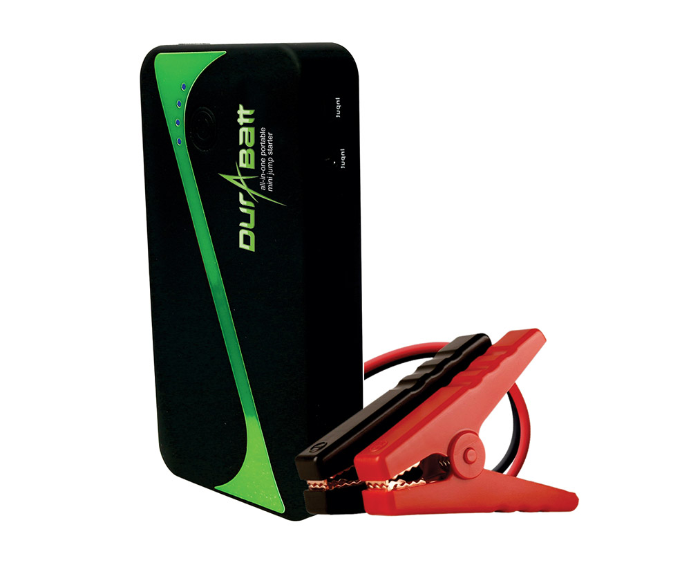 Durabatt Three all-in-one mini jump starter