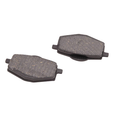 2007-2008 Grizzly 400 4x4 Front Brake Pad - Carbon