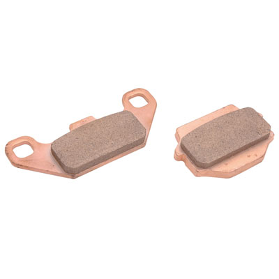 2002 Xpedition 325 4x4 Front Brake Pad - Severe Duty