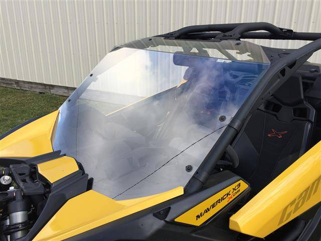 Can-Am Maverick X3 Hard Coated Windshield