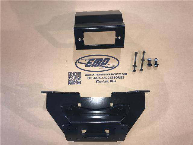 Can-Am Maverick X3 Winch Mounting Plate