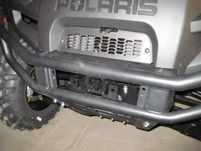 "Mid-Size Ranger Front 2"" Receiver Hitch"