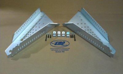 RZR XP900 Front CV Boot Guard Set