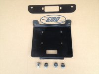 RZR XP1000 Winch Mounting Plate