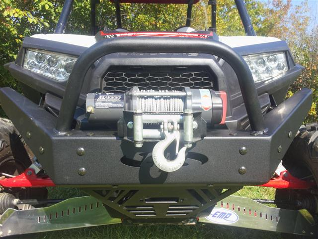 RZR S 1000 Extreme Front Bumper