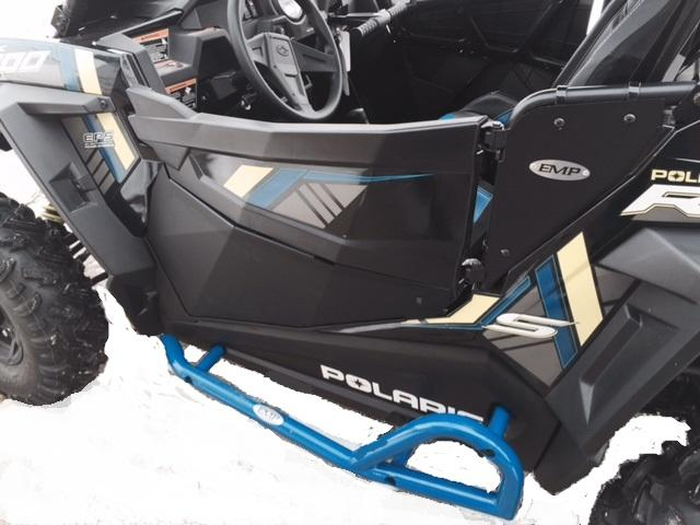 Polaris RZR S 1000 Lower Door Panels (Aluminum)