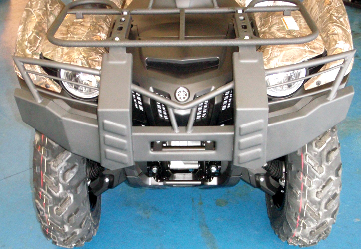 Yamaha grizzly 550700 front brush guard fbg y griz700 14495 yamaha grizzly 550700 front brush guard sciox Choice Image