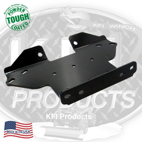 Kawasaki Brute Force Winch Mount