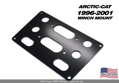 1996-2001 Arctic-Cat Winch Mount