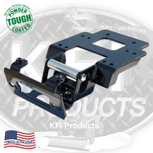 Polaris Ranger RZR XP 900 Winch Mount