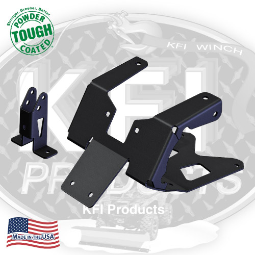 Can-Am Renegade G2 Winch Mount