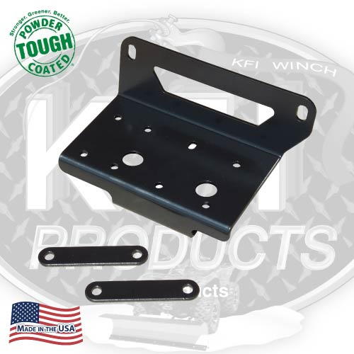 John Deere Gator XUV 550 and RSX850i Winch Mount