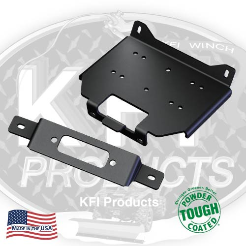 Polaris Ranger RZR XP 1000 Standard Winch Mount