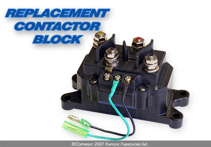 Replacement Winch Contactor