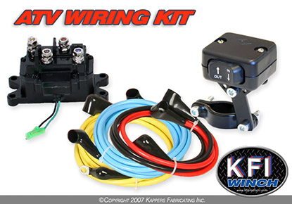wiring diagram for kfi winch contactor wiring wiring diagram for atv winch the wiring diagram on wiring diagram for kfi winch contactor
