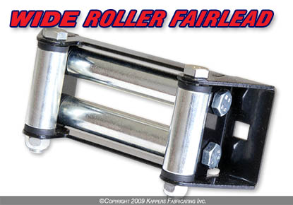 KFI WIDE Roller Fairlead