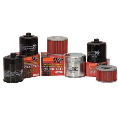 2012-2014 Wildcat 1000 K&N Oil Filter