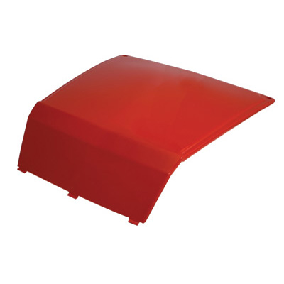 RZR 800 Hood Red