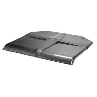 Can-Am Commander Two-Piece Roof Textured Black