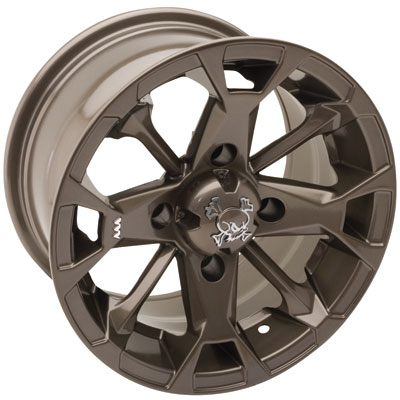 Motosport Alloys M17 Elixir Wheel 12x7 4/156 4.0 + 3.0 Bronze