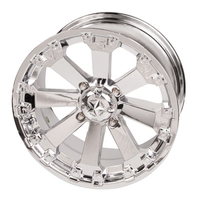 Motosport Alloys M20 Kore Wheel 14x7 4/156 3.5 + 3.5 Chrome