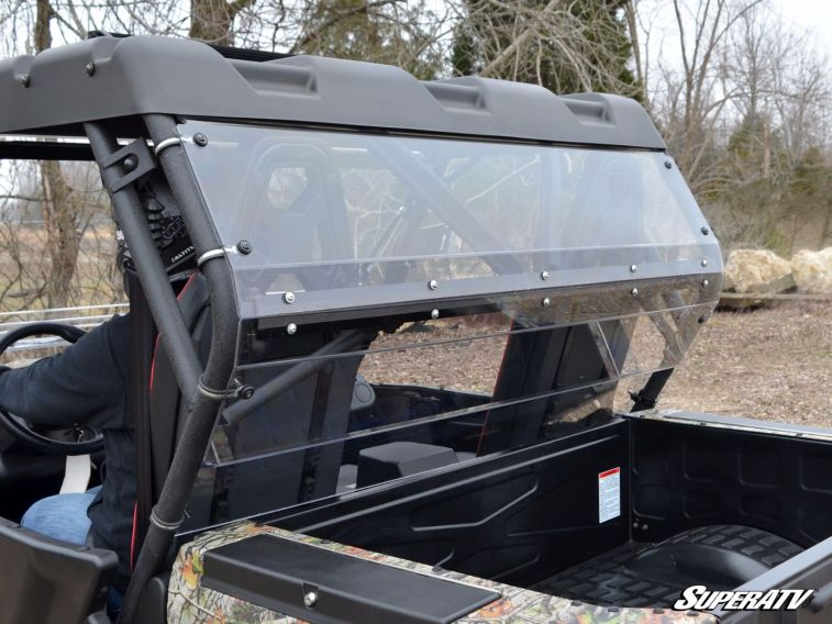 Odes Dominator Rear Windshield