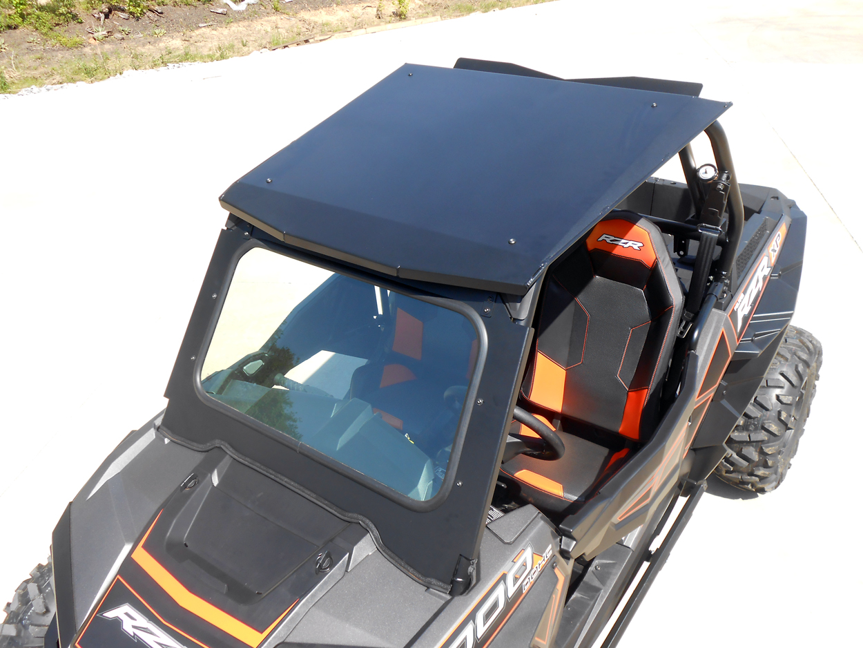 Polaris RZR S 1000 DOT Glass Windshield