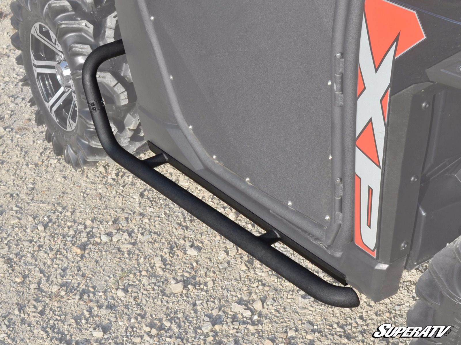 Polaris Ranger 570/900/1000 Heavy Duty Rock Slider Nerf Bars