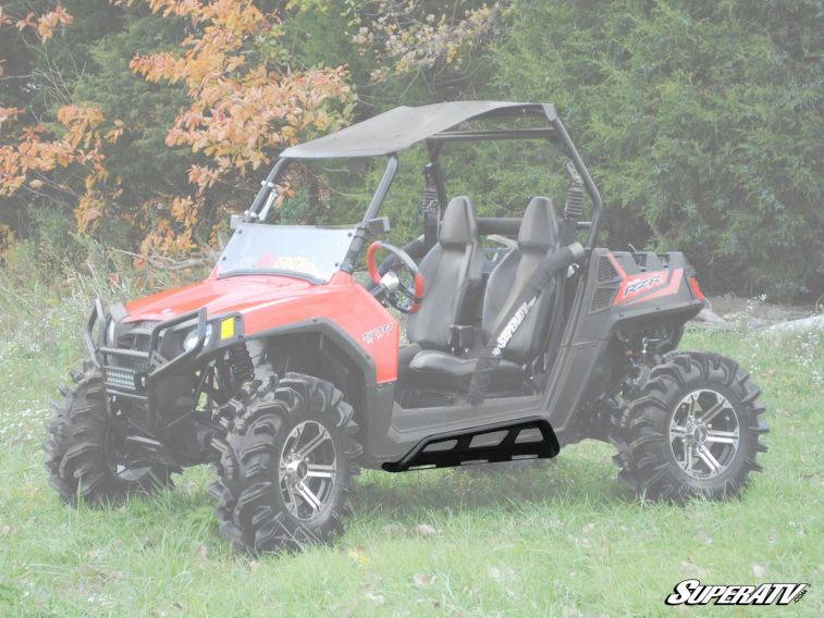 Polaris RZR 570 & RZR 800 Rock Sliding Nerf Bars