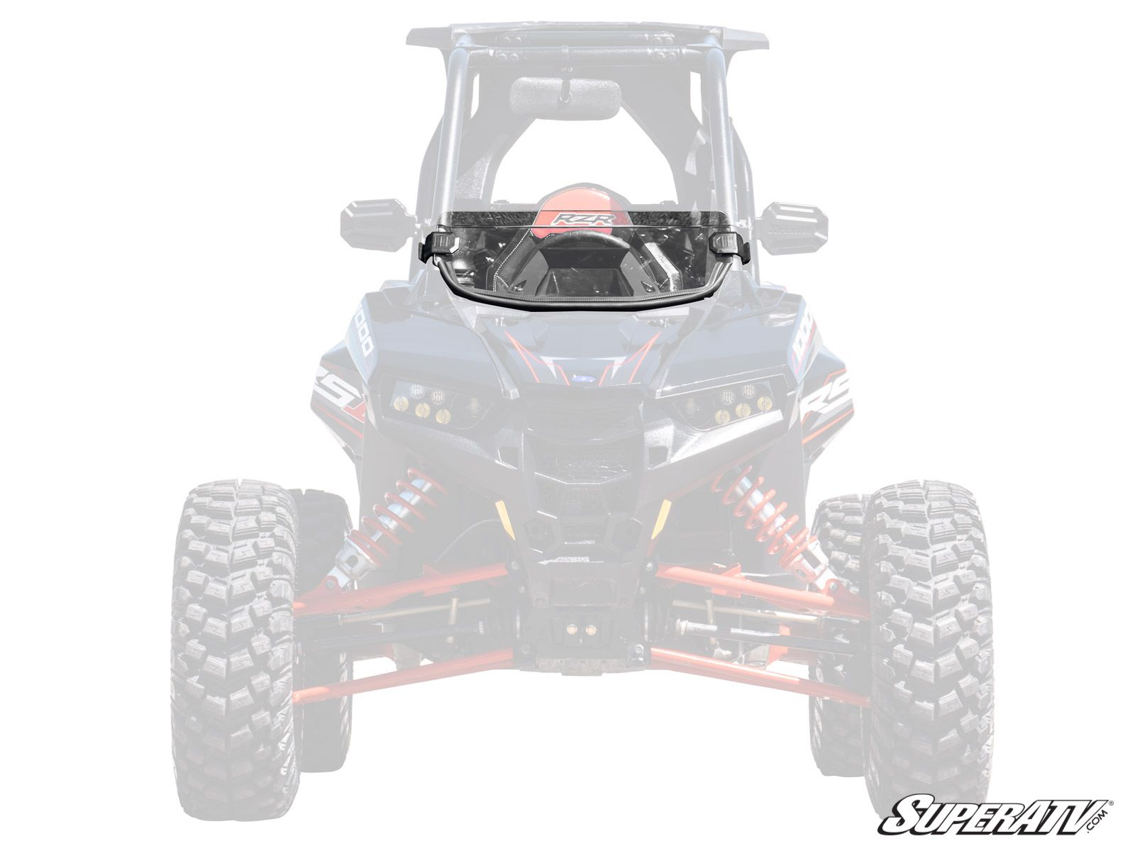 Polaris RZR RS1 Half Windshield