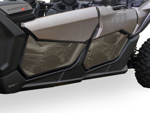 Can Am Maverick X3 Max Lower Door Inserts