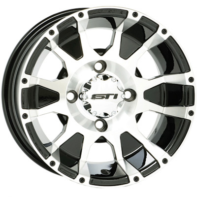 4/137 STI C7 HD Alloy Wheel 14x7 5.0 + 2.0 Machined