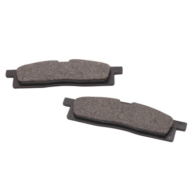 2007-2014 Grizzly 450 4x4 Front Brake Pad - Carbon