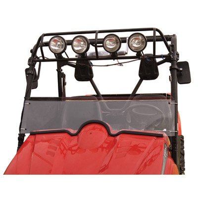 Yamaha Rhino Half Windshield