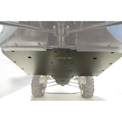 Arctic Cat Wildcat 1000 Quiet-Glide Skid Plate 3/8""