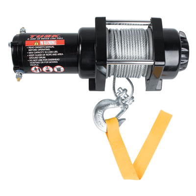 ATV, UTV 2500lb Winch With Wire Rope