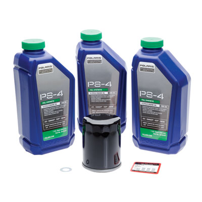 Polaris General Oil Change Kit