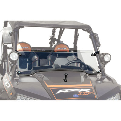Polaris RZR XP 1000 Hinged Windshield +2-inch