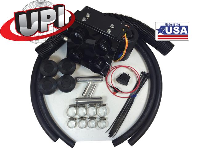 2015-2019 Polaris Ranger 570 Midsize Deluxe Cab Heater Kit With Defrost