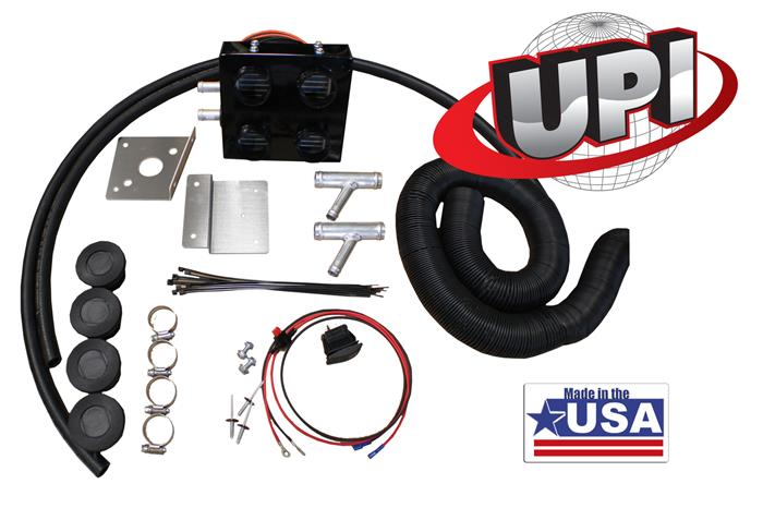 2009-2018 Can-Am Commander Cab Heater w/ Defrost