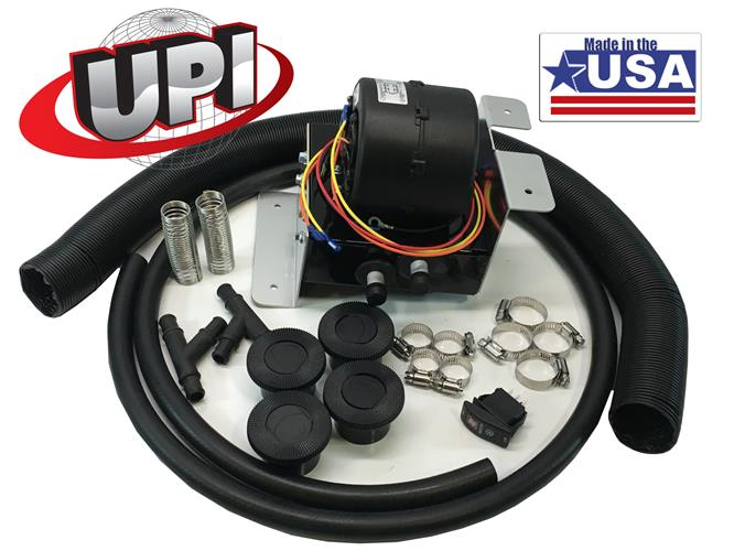 Honda Pioneer 500 Deluxe Cab Heater with Defrost