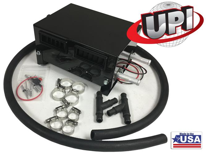 "Yamaha Rhino 450 & 660 Cab Heater - For Rhinos With 1"" Radiator Hoses"