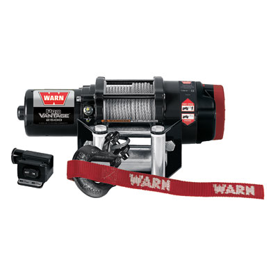 WARN® PV2500 ProVantage Winch with Wire Rope 2500 lb.